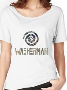 Washerman  Women's Relaxed Fit T-Shirt