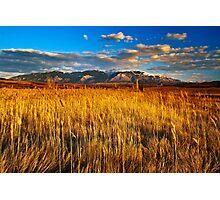 Rila mountain, Bulgaria Photographic Print