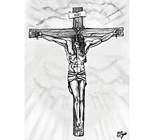 The Crucifixion Photographic Print