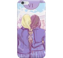 The Lovers iPhone Case/Skin