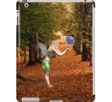 Autumn Faerie iPad Case/Skin