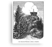 Georg Lilie Altenstein Teeh Canvas Print