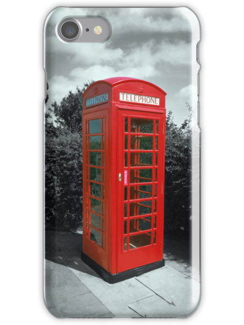 UnMobile Phone  [iPhone Case] by dunawori