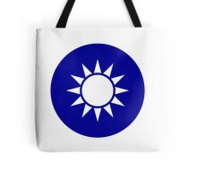 The Republic of China Air Force - Roundel Tote Bag