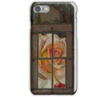 The rose lamp iPhone Case/Skin