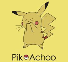 Pikachoo! Kids Clothes