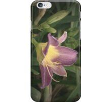 Flower calling iPhone Case/Skin