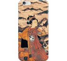 Segawa Kiyomitsu iPhone Case iPhone Case/Skin