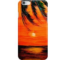 Tropical Sunset...IPhone Case iPhone Case/Skin