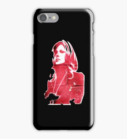"""Red Riding Hood"" - phone iPhone Case/Skin"