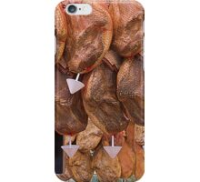 Phone Case – Typical Spanish Ham Delicatesse Barcelona iPhone Case/Skin