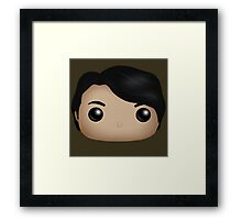 AMC The Walking Dead - Prison Glenn - Funko Pop! Framed Print