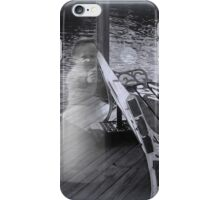 Dockside Apparition iPhone Case/Skin