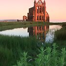 Whitby Abbey by Paul McGuire
