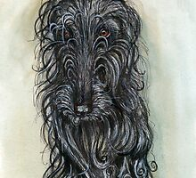 """Having a bad hair day"" by Elle J Wilson"
