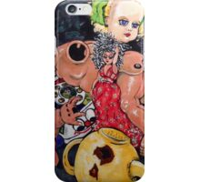 Alice's Wonderland iPhone Case/Skin