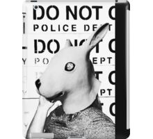 Land of No Rules iPad Case/Skin