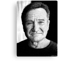 Robin Williams Canvas Print