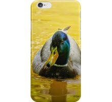 On Golden Pond - iPhone Case iPhone Case/Skin