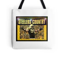 """""""Steelers Country"""" Tote Bag"""