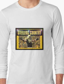 """""""Steelers Country"""" Long Sleeve T-Shirt"""