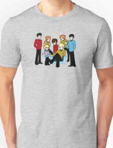 Host Trek Unisex T-Shirt