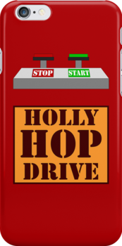Holly Hop Drive by Riott Designs