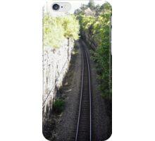Railroad Track, Ottawa, ON Canada iPhone Case/Skin
