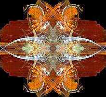 Orange Form I by cofiant