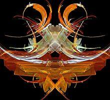 Orange Form II by cofiant
