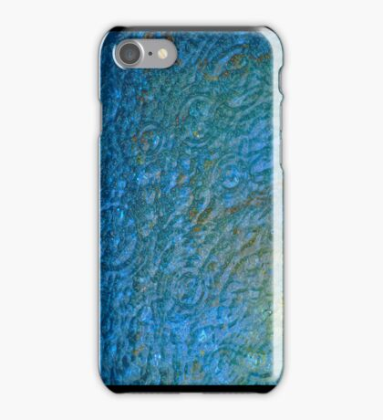 Blue Raindrops - iPhone case iPhone Case/Skin