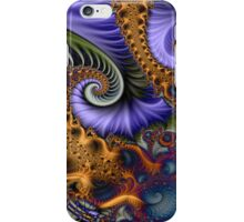 Fractal Passion iPhone Case/Skin