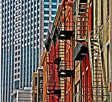 Nawlins: Contrasts by Chet  King