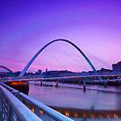 Millenium Bridge by Billy Hodgkins