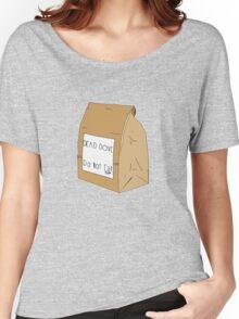DEAD DOVE- Do Not Eat Women's Relaxed Fit T-Shirt