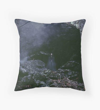 Stone Maid Throw Pillow