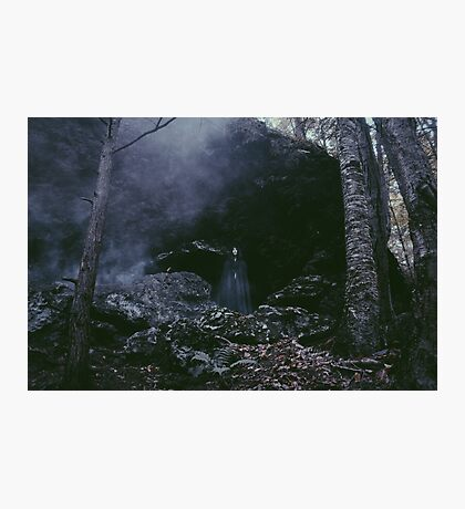 Stone Maid Photographic Print