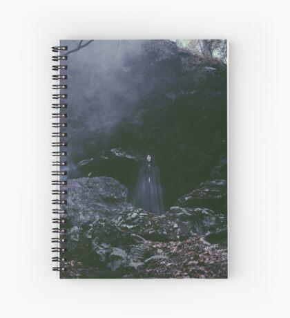 Stone Maid Spiral Notebook