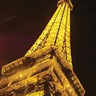 La Tour Eiffel by Linda Hardt