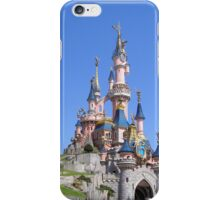 Disneyland Paris iPhone Case/Skin