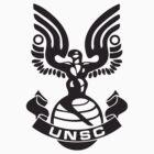 UNSC Logo by bradyqk