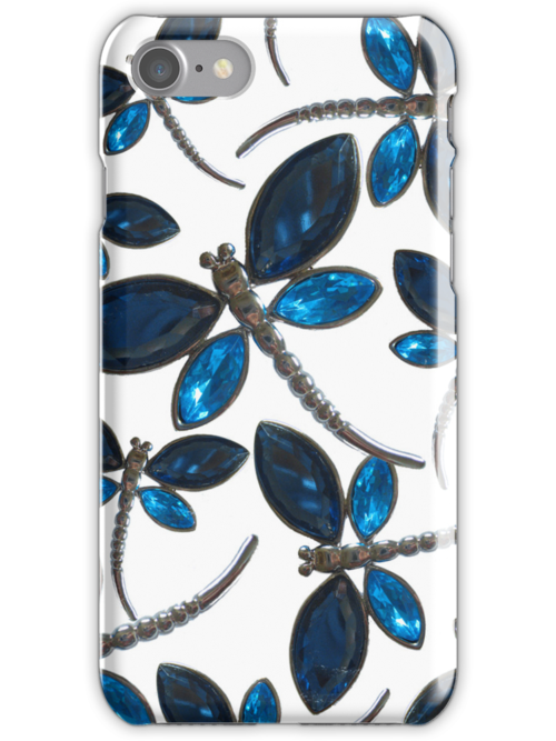 iPhone Case - Dragonfly Jewels  by Orla Cahill Photography