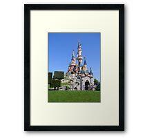 Disneyland Paris Framed Print