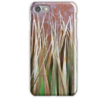 iPhone Case - Cordyline Leaves  iPhone Case/Skin