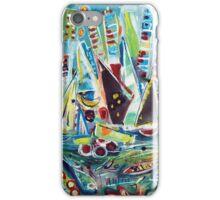 Hamo Holiday iPhone Case/Skin