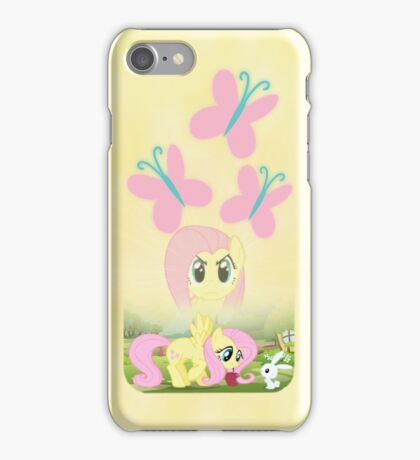Fluttershy iPhone Case iPhone Case/Skin