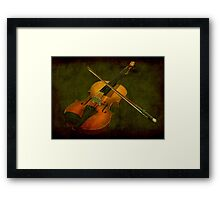 The sound of angels!!! © Framed Print