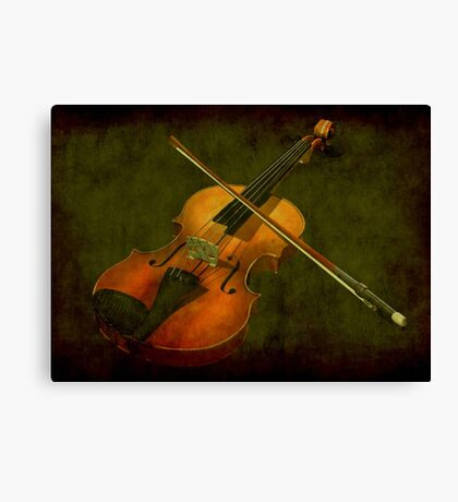 The sound of angels!!! © Canvas Print