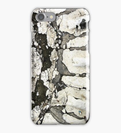 iPhone Case - Cracked Pavement iPhone Case/Skin