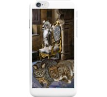 ⊱✿ ✿⊰⊹ I Just Can't Wait 2 B King Cat iPhone Case ⊱✿ ✿⊰⊹ iPhone Case/Skin
